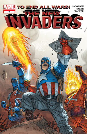 New Invaders Vol 1 2