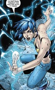 Noriko Ashida (Earth-616) from New X-Men Vol 2 31 0001