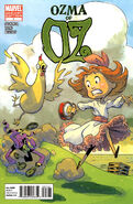 Ozma of Oz Vol 1 1 Variant A