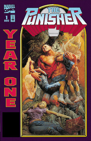 Punisher Year One Vol 1 1