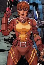Rachel Summers (Earth-811) from X-Men Vol 5 1 cover 001