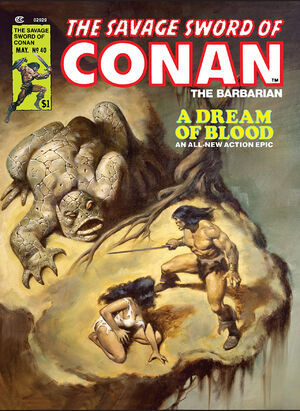 Savage Sword of Conan Vol 1 40