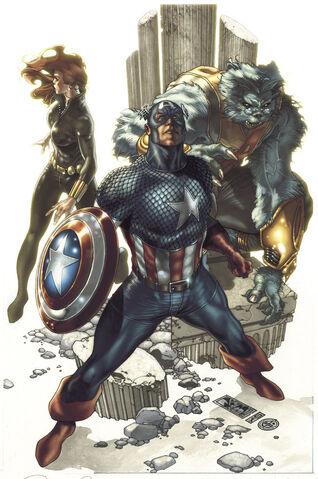 File:Secret Avengers Vol 1 11 Captain America 70th Anniversary Variant Textless.jpg