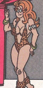 Shanna O'Hara (Earth-77640) from Marvel Age Vol 1 79 0001