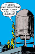 Skrull-Ship (Water Tower) from Fantastic Four Vol 1 2 0001