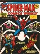 Spider-Man Comics Weekly Vol 1 68