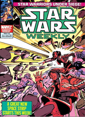 Star Wars Weekly (UK) Vol 1 111