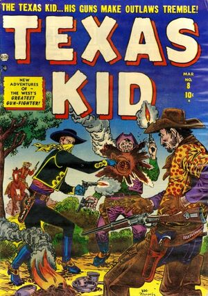 Texas Kid Vol 1 8