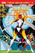 True Believers Captain Marvel - Binary Vol 1 1