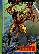 Victor Creed (Earth-616) from Marvel Universe Cards Series IV 0001