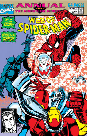 Web of Spider-Man Annual Vol 1 7