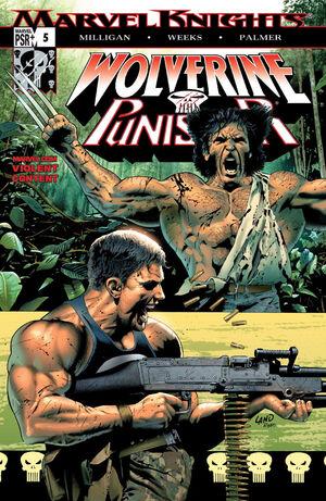 Wolverine Punisher Vol 1 5