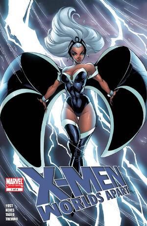 X-Men Worlds Apart Vol 1 1