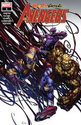 Absolute Carnage: Avengers Vol 1 1