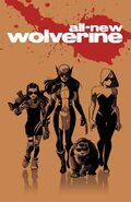 All-New Wolverine Annual Vol 1 1 Textless