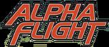 Alpha Flight Vol 4 Logo
