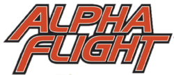 Alpha Flight Vol 4 Logo