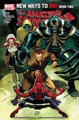 Amazing Spider-Man Vol 1 569