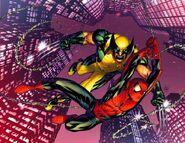 Astonishing Spider-Man & Wolverine Vol 1 1 Textless