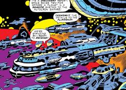 Autocron Fleet (Earth-616) from Machine Man Vol 1 5 001