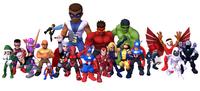 Avengers (Earth-91119) from Marvel Super Hero Squad Online 0002