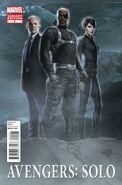 Avengers Solo Vol 1 5 Movie Variant