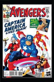 Avengers Vol 5 36 Hasbro Variant
