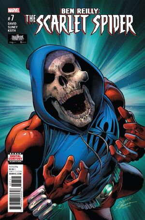 Ben Reilly Scarlet Spider Vol 1 7