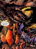 Benjamin Grimm (Earth-93563) from Fantastic Four Vol 1 563 0001