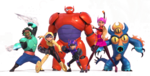 Big Hero 6 (Earth-14123) 001