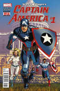 Captain America Steve Rogers Vol 1 1