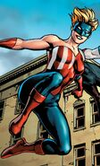 Cathy Webster (Earth-616) from Captain America Steve Rogers Vol 1 1 001