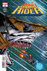 Cosmic Ghost Rider Vol 1 2
