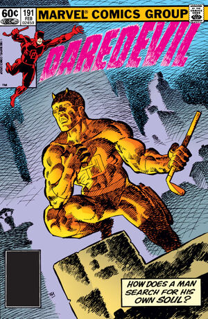Daredevil Vol 1 191