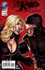 Dark X-Men The Confession Vol 1 1