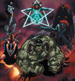 Defenders of the Realm (Earth-10011) from Thanos Imperative Vol 1 1 0001