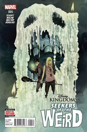 Disney Kingdoms Seekers of the Weird Vol 1 4