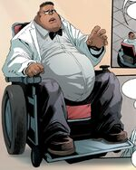 Doctor Steven (Earth-616) from Venom Vol 1 151 001