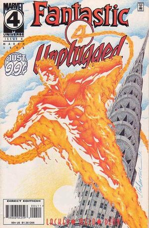 Fantastic Four Unplugged Vol 1 4