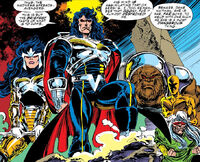 Gatherers (Multiverse) from Avengers Vol 1 363 0002