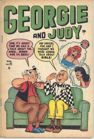 Georgie and Judy Comics Vol 1 21