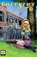 Gwen Stacy Vol 1 2 Ramos Variant