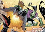 Hive (Poisons) (Earth-17952) Members-Poison Green Goblin from Venomverse Vol 1 2 001