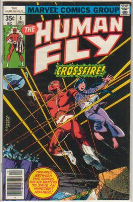 Human Fly Vol 1 4
