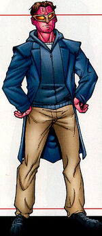 James Madrox (Cortex) (Earth-616) fromX-Men Earth's Mutant Heroes Vol 1 1 0001