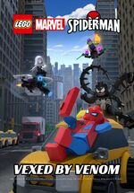 LEGO Marvel Spider-Man Vexed by Venom poster 001