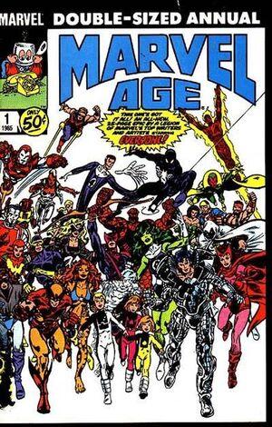 Marvel Age Annual Vol 1 1