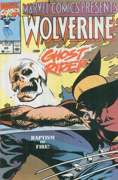 marvel comics presents 64