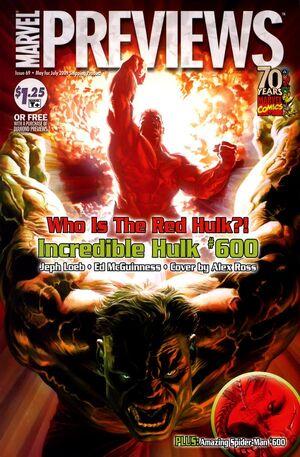 Marvel Previews Vol 1 69
