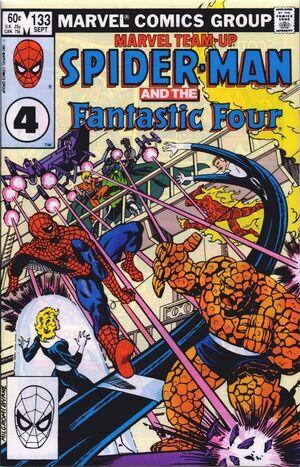 Marvel Team-Up Vol 1 133
